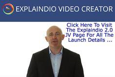 Andrew Darius - Explaindio Video Creator 2.0 launch dual platform (JVZoo & ClickBank) affiliate program JV invite video - Pre-Launch Begins: Monday, June 15th 2015 - Launch Day: Wednesday, July 1st 2015 - http://v3.jvnotifypro.com/announcements/partner/andrew_darius/Explaindio_Video_Creator_2_Point_0