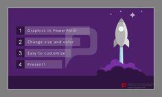 Liftoff, launch, start a new project using metaphor PPT presentations http://www.presentationload.com/metaphors-flat-design-powerpoint-templates.html