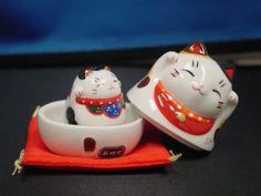 Maneki Neko Nesting Dolls