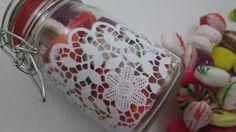 {DIY} Watch Coryanne Ettiene make these DIY Hostess Gift Jars for AOL & Celebrations.com