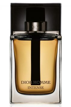 One of My Top 3 Colognes!! Dior Homme Intense Christian Dior for men
