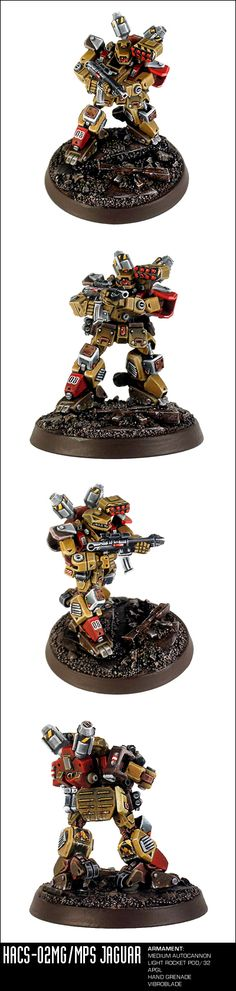 Heavy Gear Blitz - Jaguar