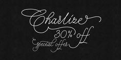 Charlize - Webfont & Desktop font « MyFonts