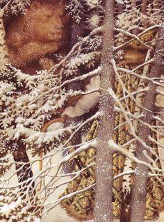 Сказочные Иллюстрации: Геннадий Спирин - Царевна-лягушка