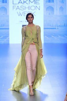 Lakme Fashion Week Summer Resort 2016   Anushree Reddy #LFWSR2016 #PM