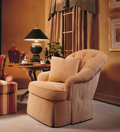 Century Furniture - Infinite Possibilities. Unlimited Attention.® Monochromatic Living Room, Gaston, Recliner, Infinite, Indoor, Bedroom Ideas, Chairs, Furniture, Home Decor