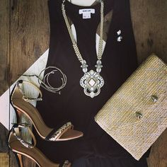 The perfect outfit for sping and summer?! Here you go! #stelladotstyle