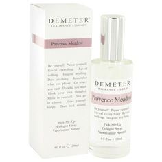 Demeter By Demeter Provence Meadow Cologne Spray 4 Oz