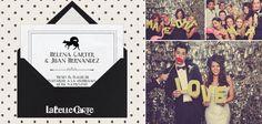 Invitaciones de Boda y Tarjetas de Matrimonio - Photocall LaBelleCarte