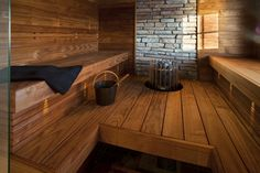 SWM-Wood Excellence in thermal wood modification Sauna Design, Spa Rooms, Home Projects, Home And Living, Hardwood Floors, Loft, Backyard, Villa, Google
