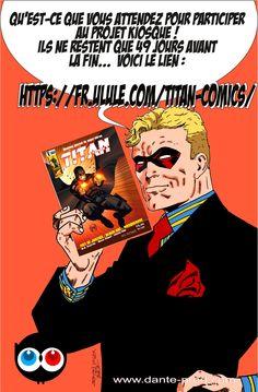 hé ! Toi lecteurs de Bd... Je te cause... Pourquoi boudes-tu ce projet ?! Comic Books, Comics, Cover, Comic, Cartoons, Cartoons, Comic Book, Comics And Cartoons, Graphic Novels