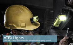 Zone 0 & 1 safety approved torches, headlamps and lighting systems. Compliant to ATEX Directive Torches, Lighting System, Protective Cases, Safety, Lights, Self, Security Guard, Lighting, Light Fixture