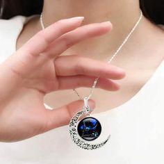 Celestial - Különleges asztrológiai nyaklánc Celestial, Drop Earrings, Jewelry, Amulets, Jewlery, Jewerly, Schmuck, Drop Earring, Jewels