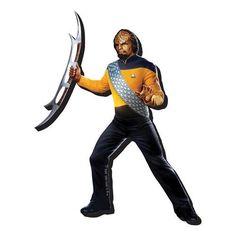 Star Trek The Next Generation Worf Funky Chunky Magnet