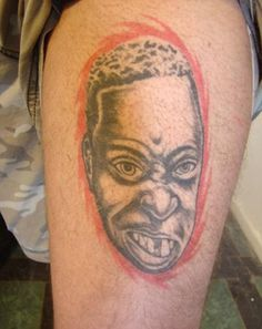 Bad Tattoos: 16 of the Ugly & Lame