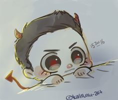 I'm pretty sure that was Devil!Tony who'd caused you insomnia XD *Tony's deadly big-eyed-long-lashed stare*