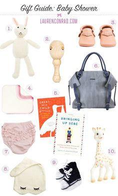 Oh Baby: Baby Shower Gift Guide