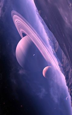 Saturn -ruling planet of the Capricorn