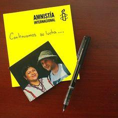 Por Bety y Jyri la lucha continúa.  Suma tu voz al llamado de verdad y justicia en: www.alzatuvoz.org/justiciacopala