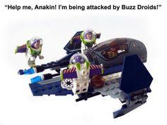 Buzz Droids LOL