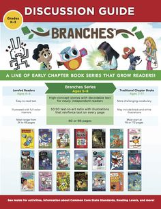 The Branches series are perfect for beginning readers, and these questions, writing prompts, and activities allow readers to have even more fun with series like Owl Diaries, Dragon Masters, and more! #Scholastic #scholasticlearnathome #beginningreader #earlyreader #comic #comics #unicorn #yeti #sparkles #magic #friendship #sharing #talents #learnathome #books #freeresources #teacherresources Reading Resources, Teacher Resources, Leveled Readers, Early Readers, Chapter Books, Writing Prompts, Book Series, Vintage Posters, Lesson Plans