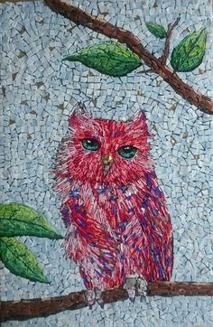 Mosaics made by Kirsten Jonas                              …