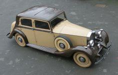 1937 Rolls-Royce 25/30 Hooper Sports Saloon