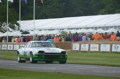 #FOS #Goodwood #FOS2016 Goodwood Festival of Speed #Jaguar #XJ-S #Trans-Am #JaguarXJS