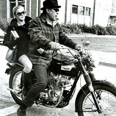 #biker #motorcycle  Anthony Quinn