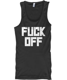 FUCK OFF UNISEX TANKTOP of JAMES HETFIELD of METALLICA FUCK OFF UNISEX TANKTOP is a very unique tanktop design and a signature model in thrash metal, available in our Metalhead T Shirt Collection Store.  Fuck Off Unisex Tanktop is a rare tanktop model for those who love heavy metal, thrash metal and old metal years. In the 80s, as we all know, metal music has started to dominate the world with its power, energy and vibe. Those metal bands of that time were accepted as the messengers of…