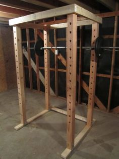 How to Build Wooden Squat Rack Plans Plans Woodworking wooden rack ...