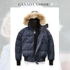 CANADA GOOSE ダウンジャケット・コート CANADA GOOSE Savona Bomber ロイヤルなブルーが美しく魅力的 Canada Goose Women, Winter Jackets, Fashion, Winter Coats, Moda, Winter Vest Outfits, Fashion Styles, Fashion Illustrations