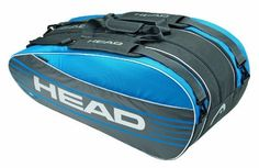 HEAD Elite Supercombi Tennis Bag by HEAD. Save 18 Off!. $61.13. The Elite bag series offers brilliant functionality at an affordable price. The bags feature integrated shoe compartments, an organised accessory compartment and a adjustable, reversible and detachable shoulder strap system.The Climate Control Technology utilises a thermal foil within the bag compartments to protect the rackets from extreme temperatures, thus maintaining the performance of rackets over a longer per...