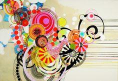 Jennifer Sanchez paintings