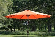 $55---9' Bar Height Patio Umbrella Tilt/Crank - Orange Pebble Lane Living http://www.amazon.com/dp/B00K04W7I4/ref=cm_sw_r_pi_dp_if6Ptb0DQ0WBAEDB