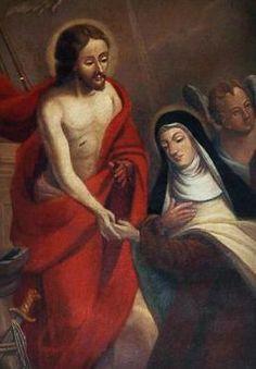 JESUS Y SANTA TERESA DE JESUS...