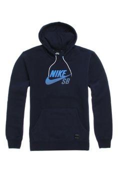 Mens Nike Sb Hoodies - Nike Sb Icon Gradient Pullover Hoodie