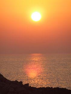 Sunset at Lefkos...