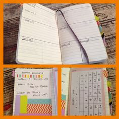 By Far! My favorite Moleskin planner hack