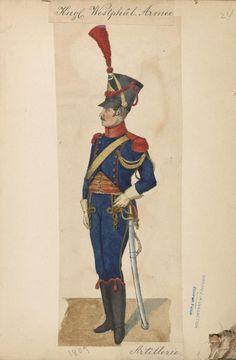 Artilerie 1809