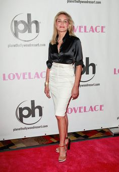 Sharon Stone attending a special screening of Lovelace at Planet Hollywood Resort & Casino in Las Vegas, Nevada - Aug 4, 2013 - Photo: Runway Manhattan/ZUMA Press