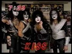 KISS - Land Of Hype And Glory (NBC News) - 1977 - YouTube