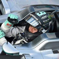 Nico #Rosberg si aggiudica il GP di #Melbourne
