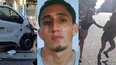 Barcelona attack: van crashes into crowd at Las Ramblas killing 13 as driver still on run from police
