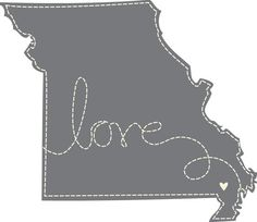 Would love to have an Indiana print like this