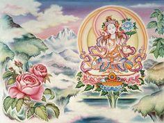 White Tara  |  Thangka Sacred Art Gallery