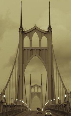 Favorite Bridge in the city of Bridges Portland Oregon by Mandar Deshpande on 500px