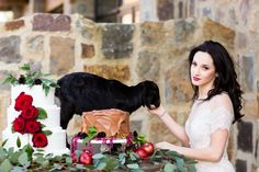 Bretlyn Shea Events | Into the Woods Style Shoot | http://bretlynsheaevents.com