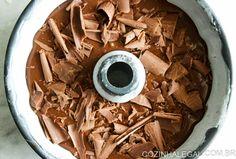 Bolo de chocolate simples | Cozinha Legal