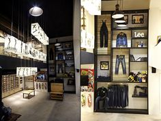 VF Brand Flagship Store by Restore Solutions, Bangalore - India